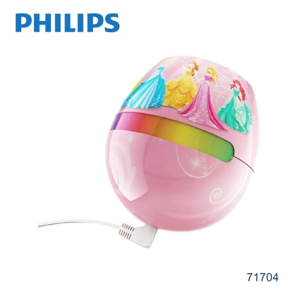 PHILIPS 飛利浦 LED迷你情調燈-迪士尼公主 717042856【現貨供應中】