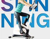 動感單車    健身車家用迷你靜音腳踏車室內自行車磁控動感單車運動器材   瑪麗蘇