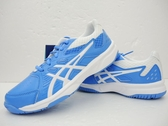 ASICS 亞瑟士 女網球鞋 COURT SLIDE (水藍/白) 網球鞋 1042A030-408【媛的店】