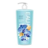 EAU耀香水沐浴乳1000ml-海島風情【愛買】