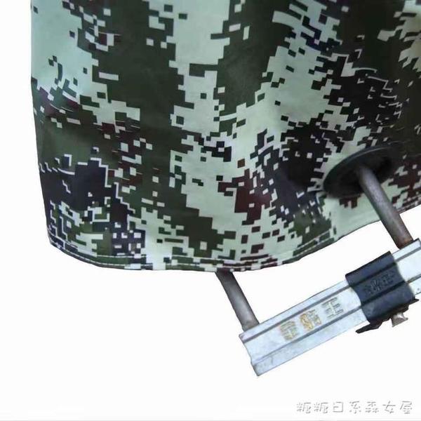 機車雨罩-電動車摩托車防遮雨罩電瓶車防曬車罩防水車衣蓋布通用加厚防塵罩 糖糖日系
