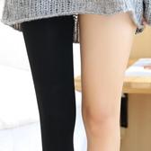 日本壓力褲打底襪春秋季連褲襪女中厚秋冬天鵝絨絲襪外穿顯瘦腿 現貨清倉1-9