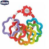 CHICCO-寶貝學習顏色形狀手搖鈴/義大利原廠 大樹