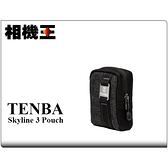 Tenba Skyline 3 Pouch 相機包 黑色