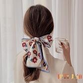 【買一送一】發帶絲巾女綁發森系頭飾扎頭絲帶仙女發飾飄帶頭繩【倪醬小鋪】