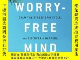 二手書博民逛書店The罕見Worry-free MindY364682 Carol Kershaw Career Press