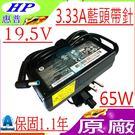 HP 65W 變壓器(原廠)-惠普 19...