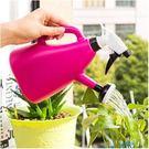 預購-手壓式兩用大號喷水澆花器