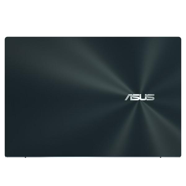 ASUS ZenBook Duo 14 UX482EG-0041A1165G7 蒼宇藍 (i7-1165G7/32GB/1TB SSD/MX450 2GB/14FHD觸控)