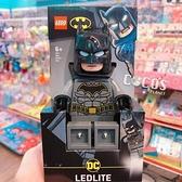 LEGO 樂高 DC超級英雄 蝙蝠俠手持型手電筒 人偶造型LED手電筒 COCOS LG797