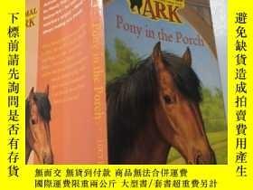 二手書博民逛書店animal罕見ark pony in the porch: 門廊裏的動物方舟小馬Y200392