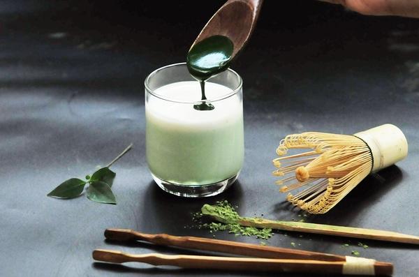 【期間限定】選用靜岡抹茶粉 下午茶甜點 滑順好入口 輕抹茶鮮奶酪4入