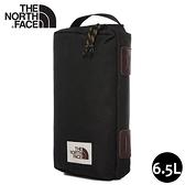 【The North Face 6.5L 多功能單肩斜背包《黑》】3KZS/側背包/隨行包/外出包/運動/跑步