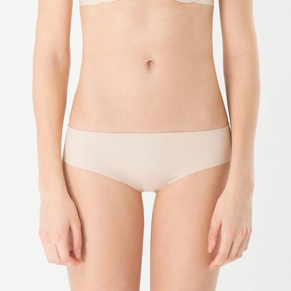 LeRêveParis |舒適無痕內褲|-氣質膚  特殊彈性織法,柔軟服貼、隱形無痕