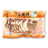 背肌肉(烤肉片)-自然豬