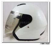 【GP5 209 素色 安全帽 3/4罩 白】大頭救星、超大尺寸、內襯全可拆免運