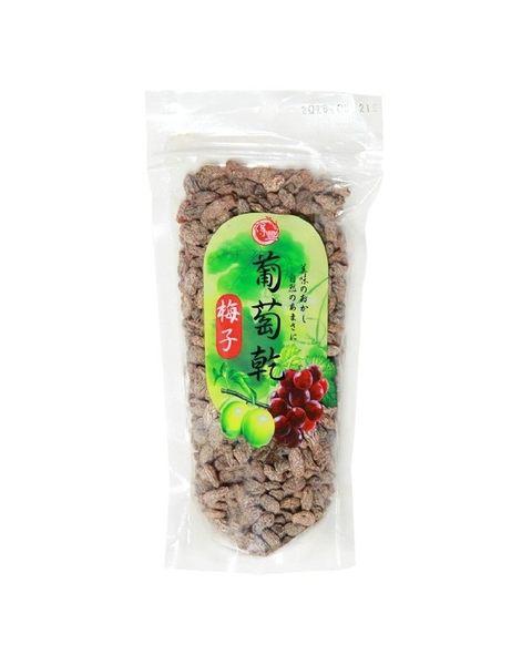 【麻吉熊】台灣巧益 梅子葡萄乾 300g