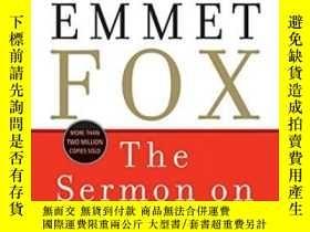 二手書博民逛書店The罕見Sermon On The MountY364682 Emmet Fox Harperone 出版