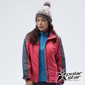 PolarStar 女 鋪棉保暖外套『深粉紅』 P18216 戶外 休閒 登山 露營 保暖 禦寒 防風 鋪棉