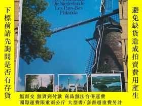 二手書博民逛書店NEDERLAND罕見The Netherlands Die Niederlande Les Pays-Bas H