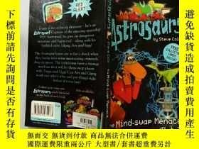 二手書博民逛書店Astrosaurs:罕見the mind-swap menace:天龍:心靈交換的威脅Y200392