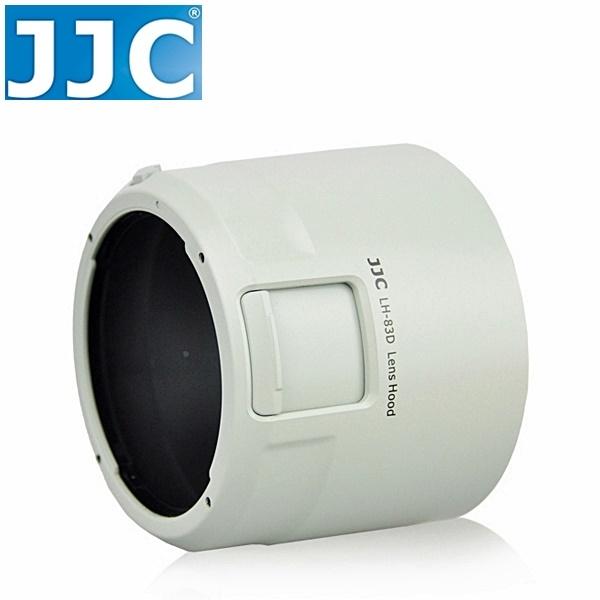 又敗家CANON副廠遮光罩ET-83D遮光罩(白色,可反扣倒裝)同Canon原廠ET83D適EF 100-400mm F4.5-5.6L IS II USM遮罩