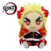 【鬼滅之刃 絨毛玩偶】鬼滅之刃 絨毛玩偶 娃娃 煉獄槇壽郎 Chibi 日本正版 該該貝比