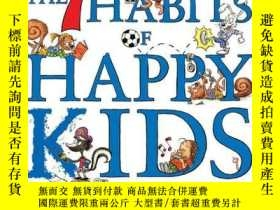 二手書博民逛書店The罕見7 Habits Of Happy KidsY256260 Sean Covey Simon &am