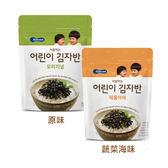 韓國 智慧媽媽 嬰兒初食海苔酥 12M+ (原味/海味蔬菜)