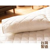 床具 大和雙層保護抗汙保潔枕墊(2入組) 45*75CM 台灣製造    【LAA003】-收納女王