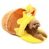 【PET PARADISE 寵物精品】DISNEY POOH 小熊維尼蜂蜜罐造型睡屋《經典款》寵物睡屋