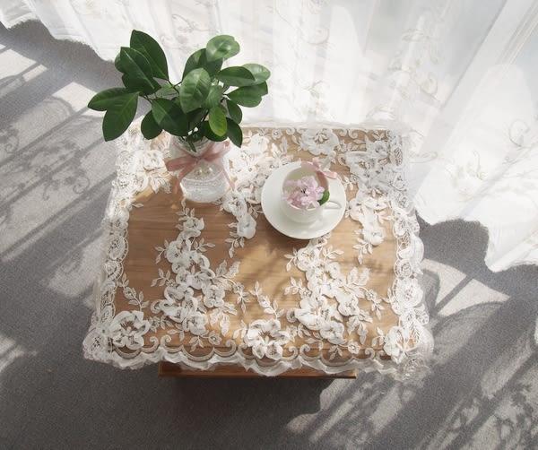 時尚可愛空間餐桌布 茶几布 隔熱墊 鍋墊 杯墊 餐桌巾578 (53*47cm)