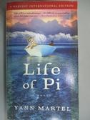 【書寶二手書T6/原文小說_IHJ】Life of Pi