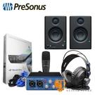 Presonus AudioBox 96 Studio Ultimate 行動錄音套裝組