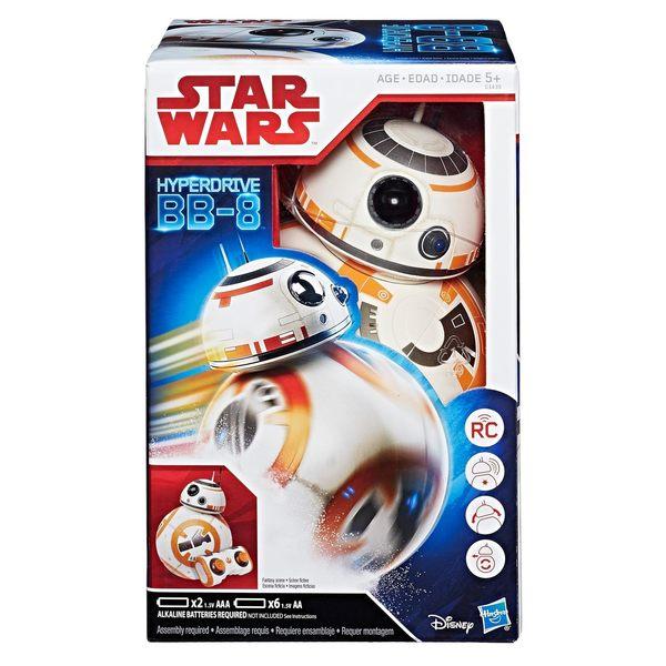 《 STAR WARS 星際大戰 》星際大戰電影 8 - BB-8 聲光進化遙控機器人 ╭★ JOYBUS玩具百貨