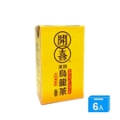M-開喜凍頂烏龍茶(微甜) 250ml x6【愛買】