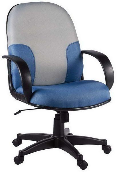 HP343-14 辦公椅(布面/氣壓+後仰)(中型)