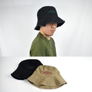 漁夫帽 雙面配戴素色刷破帽沿NHD68