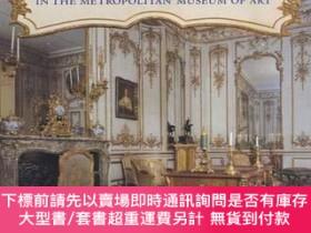 二手書博民逛書店Period罕見Rooms In The Metropolitan Museum Of ArtY255174