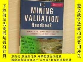 二手書博民逛書店The罕見Mining Valuation Handbook: