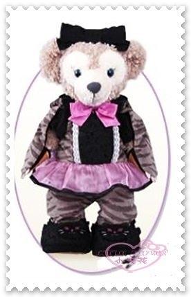 ♥小花花日本精品♥《Disney》Shellie May 雪莉玫 變裝派對萬聖節限定 三件式 不含娃娃 50117208