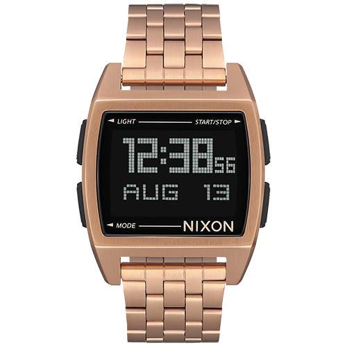 NIXON THE BASE 復古時間旅行電子錶 A1107-897 熱賣中!