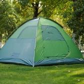 牧高笛戶外登山野營防風防雨大空間雙層三季鋁桿帳篷CF
