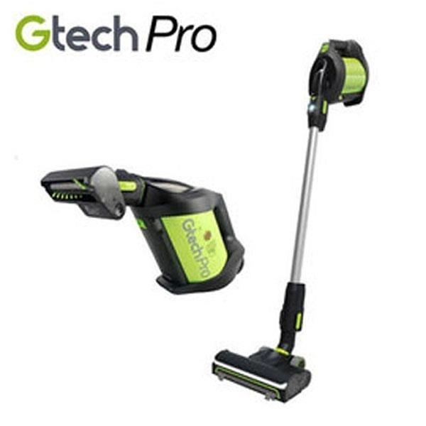【南紡購物中心】英國 Gtech 小綠 Pro 專業版濾袋式無線除蟎吸塵器  ATF301