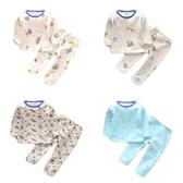厚款長袖套裝 加絨嬰兒內衣套裝 家居休閒套裝 CK11026 好娃娃