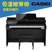 【卡西歐CASIO官方旗艦店】CELVIANO Grand Hybrid 類平台鋼琴GP-510BK黑色(贈耳機)