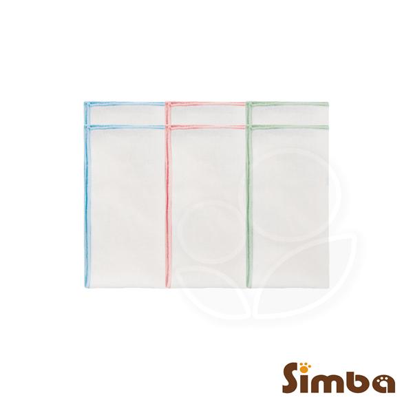 Simba 小獅王辛巴 極柔感紗布手帕(6入)【佳兒園婦幼館】