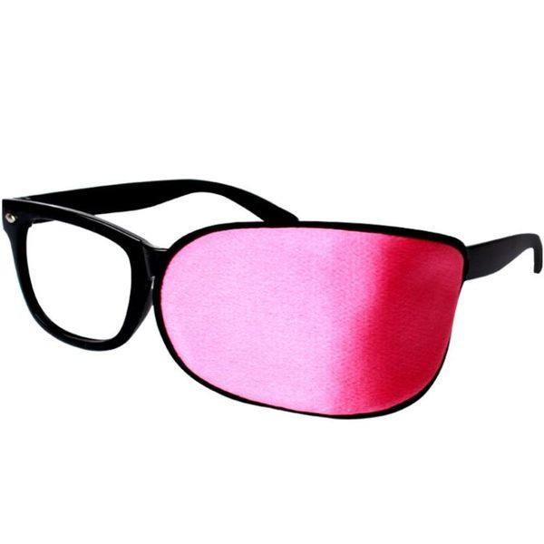 弱視眼罩單眼遮眼罩矯正遠視斜視兒童成人