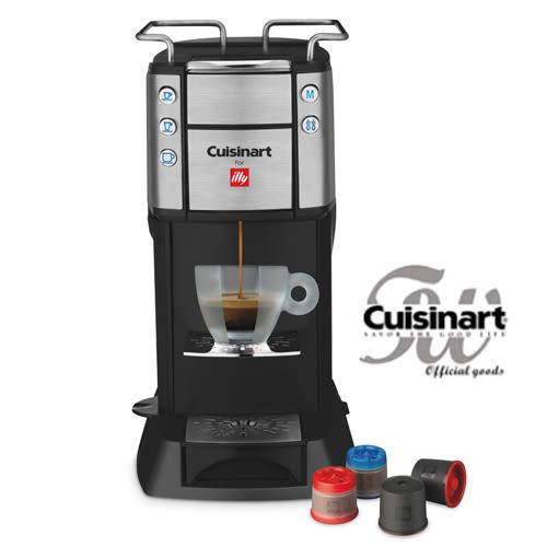 現貨【美膳雅 Cuisinart】Espresso膠囊咖啡機 EM-400TWBK