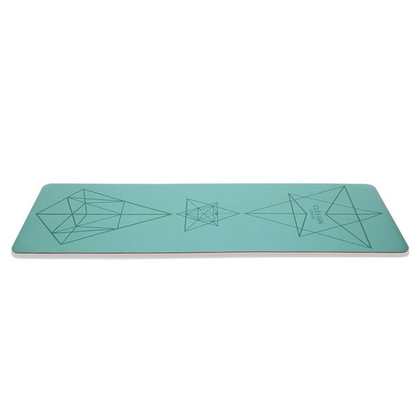 【Clesign】Pro Yoga Mat 瑜珈墊 4.5mm - Tidewater Green